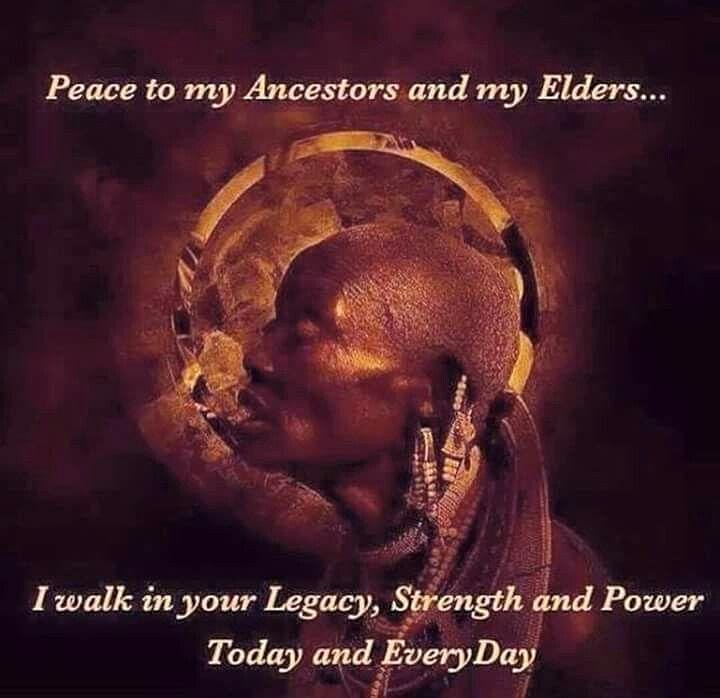 Come Ancestors Come: how to create a basic altar to your African Ancestors image