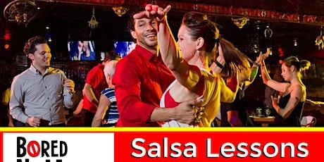 Beginner Salsa Lessons tickets