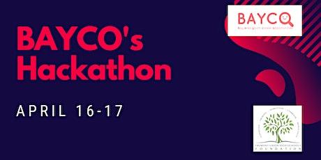 BAYCO's Hackathon tickets