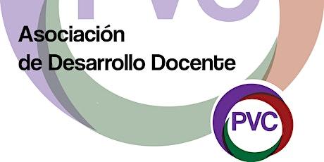 Membresía Anual Asociación de Desarrollo Docente PVC 2021 entradas