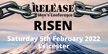 RELEASE RISEN 2022 Men's Christian Conference tickets