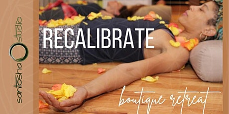 Recalibrate! Boutique Retreat tickets