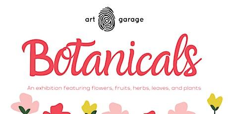 Botanicals Exhibition tickets