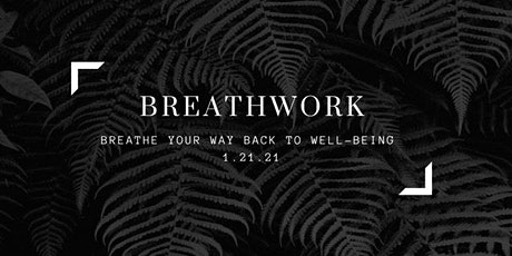 Breathwork to Anchor Your New Year Vibration [Virtual] tickets