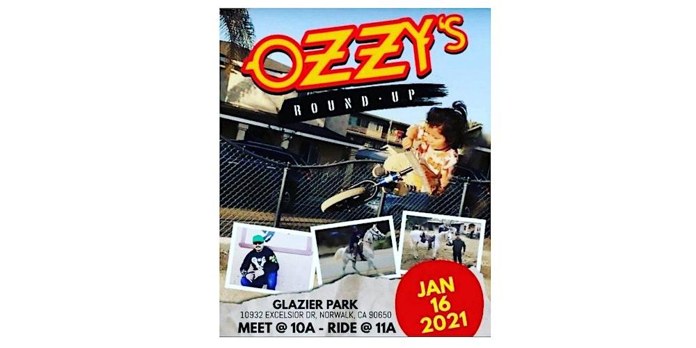 Ozzy S Bmx Round Up Tickets Sat Jan 16 2021 At 10 00 Am Eventbrite