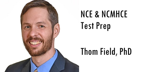 NCE/CPCE Test Prep - February 2021 tickets
