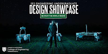 2021 SES Engineering Undergraduate Design Showcase tickets