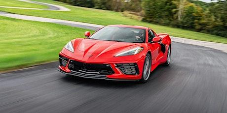 Measuring Session - 2020 Chevrolet Corvette C8 tickets