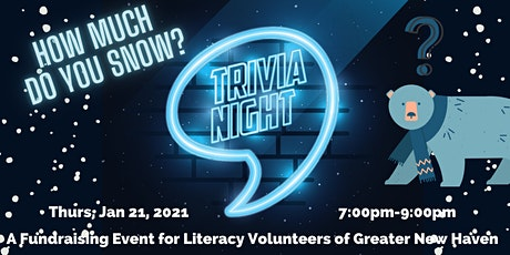 How Much Do You Snow Trivia Night! Benefiting LVGNH tickets