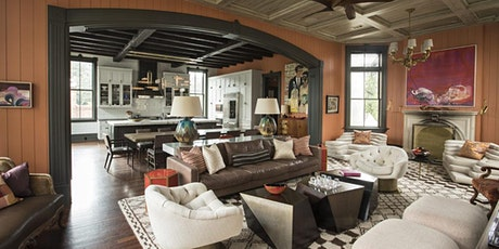 Virtual Tour of Private Home with Chuck Chewning tickets