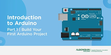 AC MakerSpace: Part 1 | Intro to Arduino - Build Your First Arduino Project tickets