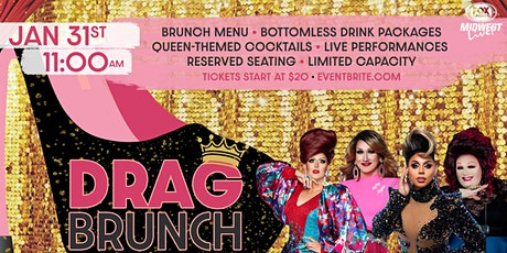 Drag Brunch at FOX Sports Midwest Live! tickets