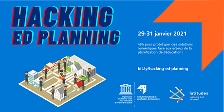 Hacking Educational Planning - IIPE-UNESCO x Latitudes billets
