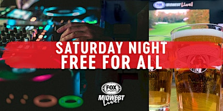 Saturday Night Free For All: 3/13 DJ Who tickets