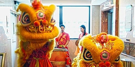 Celebrations for Chinese New Year tickets