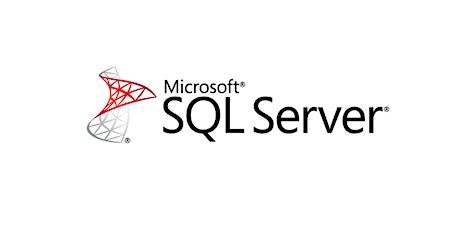 16 Hours SQL Server Training Course in Cedar Rapids tickets