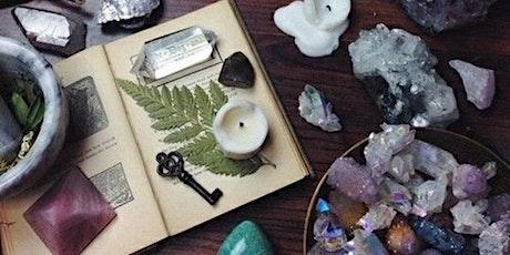 Curso de Magia Natural - Módulo: História da magia e práticas mágicas ingressos