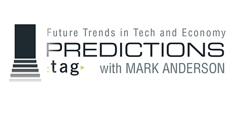 TAG Predictions 2021 with Mark Anderson tickets