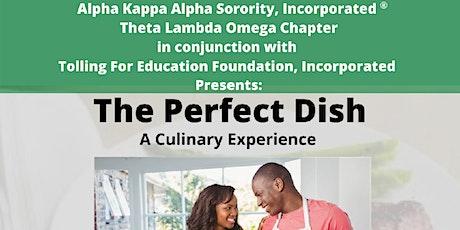 Theta Lambda Omega and TFEF Culinary Experience Scholarship Fundraiser tickets