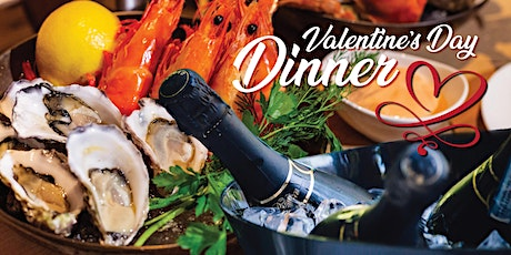 Valentine's Day Seafood Dinner at Sailmaker Restaurant, Darling Harbour tickets