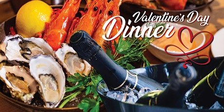 Valentine's Day Seafood Dinner at Sailmaker Restaurant, Darling Harbour tickets