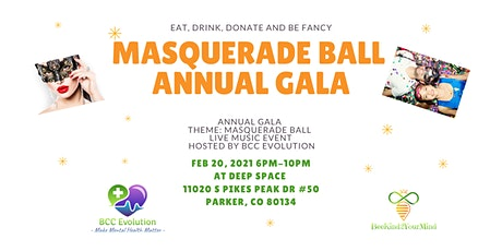 Masquerade Ball Annual Gala tickets