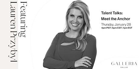 Talent Talks: Lauren Przybyl tickets