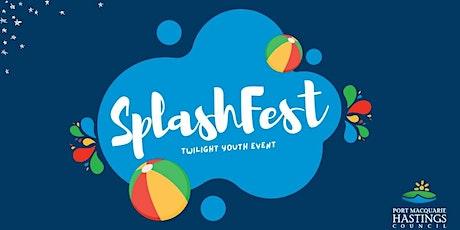 SplashFest - Twilight Youth Event (Wauchope) tickets