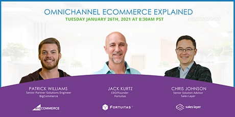 Omnichannel eCommerce Explained tickets