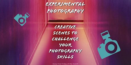 Experimental Photography tickets