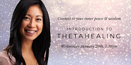 Online Introduction to ThetaHealing - Jan 20th tickets