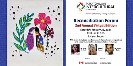 Reconciliation Forum:  2nd Annual Virtual Edition tickets