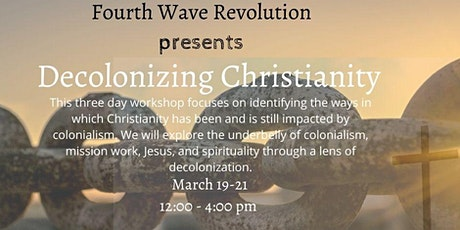 Decolonizing Christianity tickets