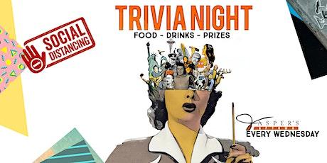 Wednesday's Trivia Night tickets