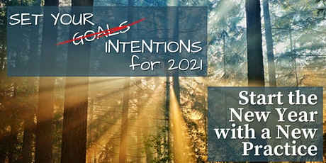 2021 Intention Setting Workshop tickets