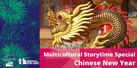Multicultural Storytime Special: Chinese New Year tickets