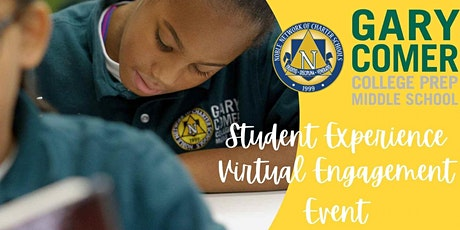GCMS Student Experience Virtual  Engagement Event tickets
