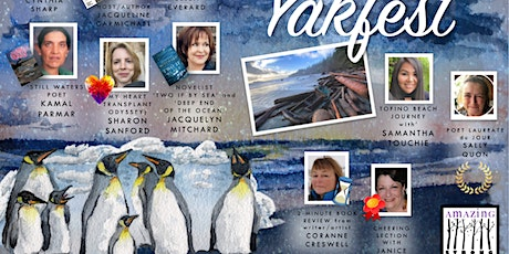 Monday, Feb. 1, 5:30 pm Pacific time, Women's (Winter) Yakfest! tickets