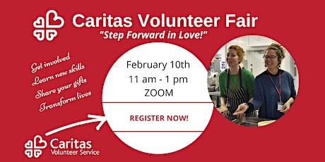 Caritas Volunteer Fair tickets