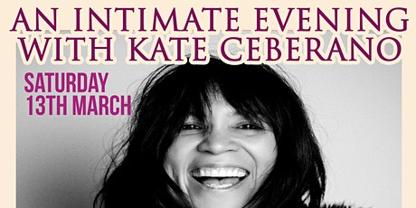 An Intimate Evening with Kate Ceberano tickets