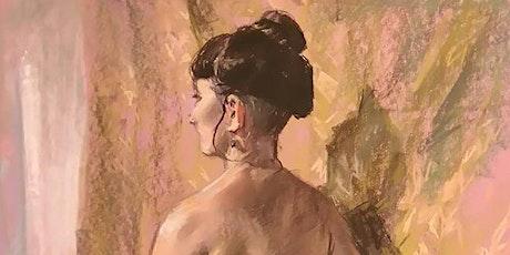Portrait Drawing - Pastels tickets