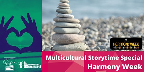 Multicultural Storytime Special: Harmony Week tickets