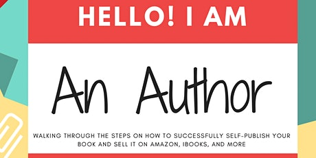 How to Self-Publish with Jontice Tanae tickets