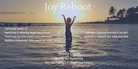 Joy Reboot! tickets