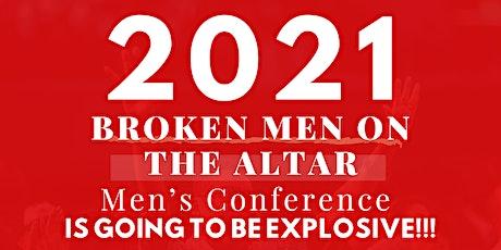 Broken Men on the Altar Men's Conference 2021 tickets