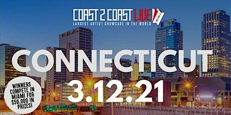 Coast 2 Coast LIVE Artist Showcase Connecticut  3/12/21 tickets