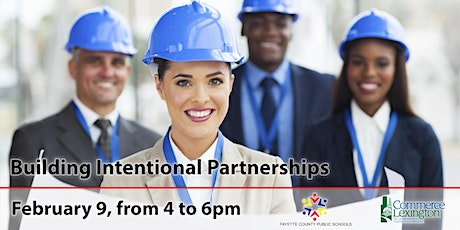 Building Intentional Partnerships tickets