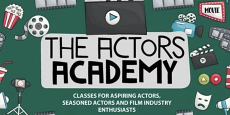 "The Actors Academy Take 4 ""Leveling the Playing Field"" tickets"