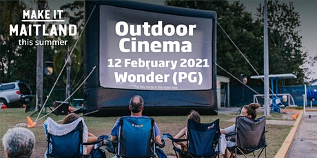 Outdoor Cinema - Rutherford tickets