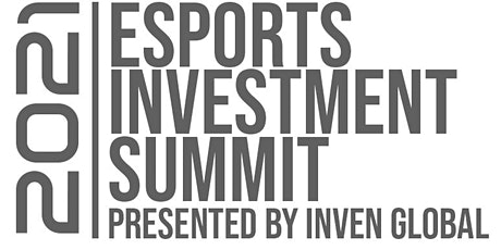 Esports Investment Summit tickets